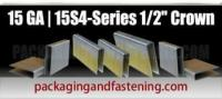 15S4-63G 15 gauge 1/2 inch crown staples are here at packagingandfastening.com on-sale.