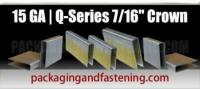 15S5Q25-5MUC 15 Gauge 7/16 inch crown staples are here at packagingandfastening.com on-sale.