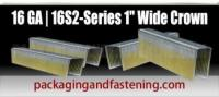 16S2BP45-5MUC Bostitch type 1 inch crown staples are here at packagingandfastening.com on-sale.