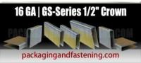 16S4PN25-10MUC 16 gauge 1/2 inch crown staples are here at packagingandfastening.com on-sale.