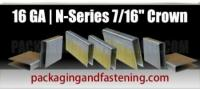16S5N28-10MUC 16 Gauge 7/16 inch crown staples are here at packagingandfastening.com on-sale.