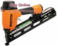 Sequential Trip 16 Gauge 1 - 2 Inch Length Finish Nailer Angled Magazine 130 Finish Nail Capacity